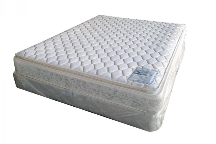 Pillow Top Mattress Set only $299